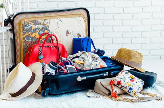 Suitcase Mood