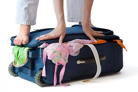 Хитрости туриста или как собрать один чемодан на море для всей семьи?